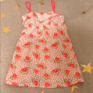 Other - 4T ADORABLE WATERMELON 🍉 PRINT SUMMER DRESS